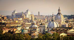 Rome in panorama