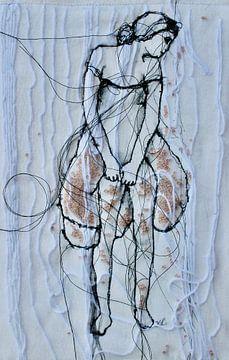 'Bead Girl' van Kim Rijntjes