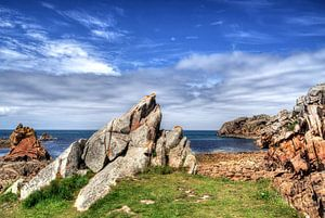 Finistère Bretagne Frankrijk van Watze D. de Haan