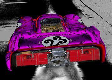 """Porsche 917 """"Sau"""" von aRi F. Huber"""