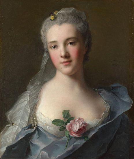 Manon Balletti, Jean-Marc Nattier