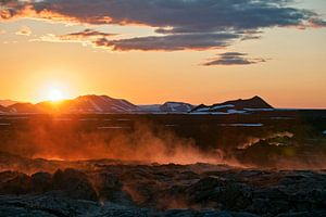 IJsland Vuurland van