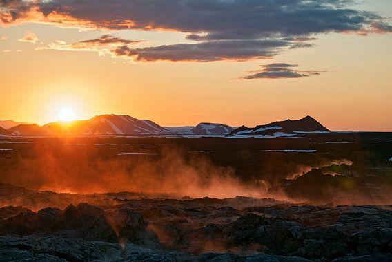 IJsland Vuurland van Ab Wubben