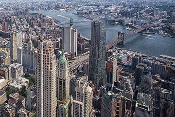Brooklyn Bridge van Thea.Photo