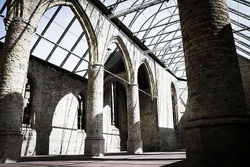 Oude kerk van Iris van der Veen
