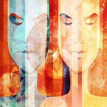 One Mind von Jacky Gerritsen