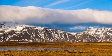 Majestueus berglandschap von Joke Beers-Blom