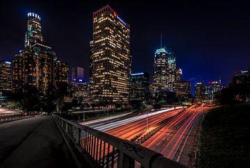 Los Angeles Verenigde Staten van Mario Calma