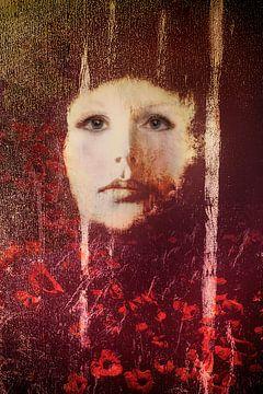Königin der Leinwand von Marijke de Leeuw - Gabriëlse