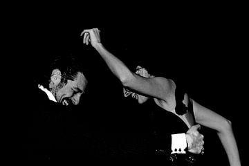 Tango argentino sur Marianna Pobedimova