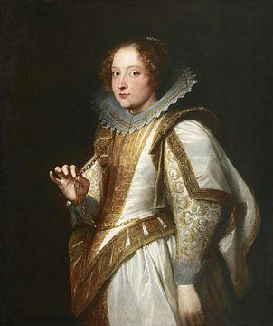 Marchesa Giovanna Cattaneo, Antoon van Dyck