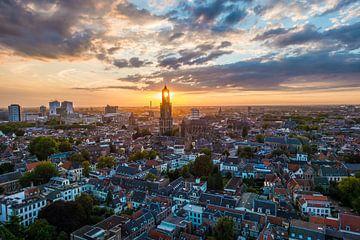 Domtoren, Utrecht van Stefan Wapstra