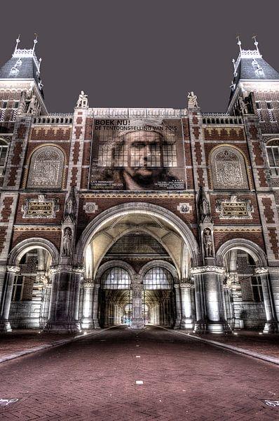 Rijksmuseum Amsterdam van Wouter Sikkema