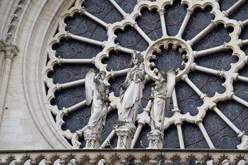Architektonische Kunst in Paris von Tessa Selleslaghs