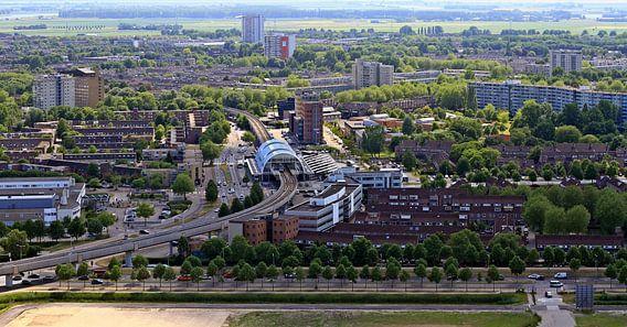 De stad van Leendert van Luik