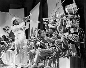 Louis Armstrong, Doktor Rythm 1938 Unter der Regie von Frank Tuttle