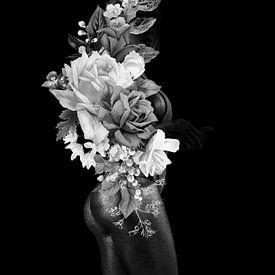 Ligne de fleurs sur Dreamy Faces