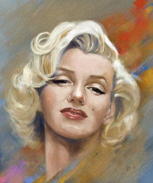Marilyn von Arie Van der Wijst