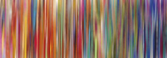 Colors in motion van Harry Hadders