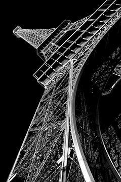 Eiffeltoren von Michel Groen