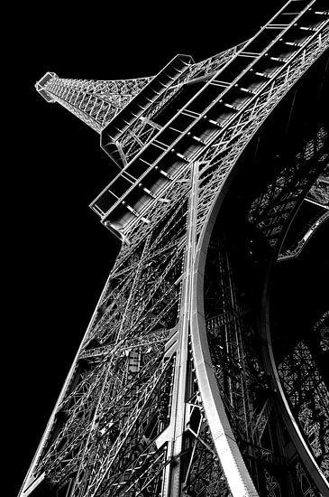 Eiffeltoren van Michel Groen