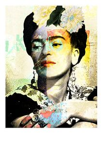 Frida Kahlo 04 van