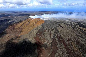 Vulkaankrater van Antwan Janssen