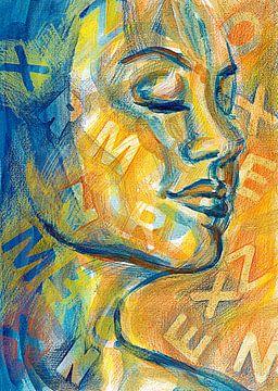 Letterregen van ART Eva Maria