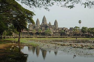 Angkor Wat van Robert Styppa