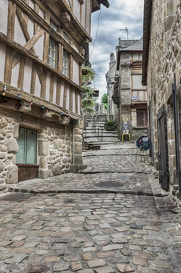 Middeleeuws straatje