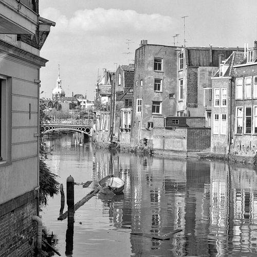 Nieuwbrug Dordrecht 1967 von Dordrecht van Vroeger