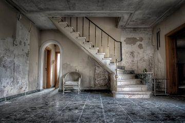 Stairway to.... sur Eus Driessen