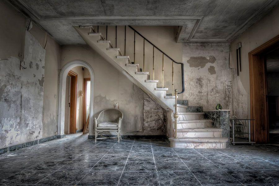 Stairway to.... van Eus Driessen