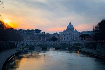 Basilique St Pierre, Rome sur Vincent Xeridat