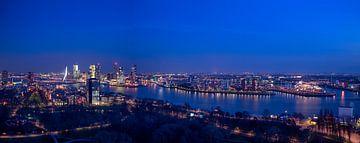 Skyline de Rotterdam sur Rene Siebring