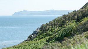 uitzicht op Cape Blanc-Nez