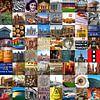 Alles van Amsterdam - collage van typische beelden van de stad en historie van Roger VDB thumbnail