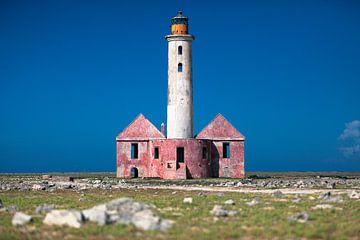 Vuurtoren Klein Curaçao sur Martijn Smeets
