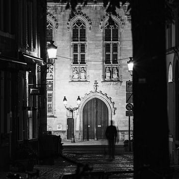 Schatten durch die Stadt von FRE.PIC