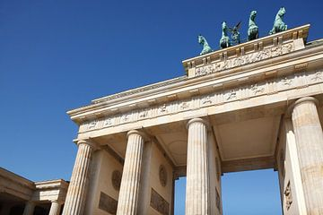 DEU, Allemagne, Berlin : Porte de Brandebourg sur Torsten Krüger