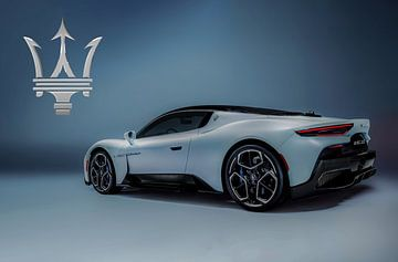 Maserati MC20, Italiaanse sportauto van Gert Hilbink