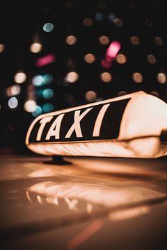 Hy-Taxi van Sven Hühn
