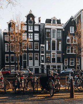 Amsterdam Herengracht von Lorena Cirstea
