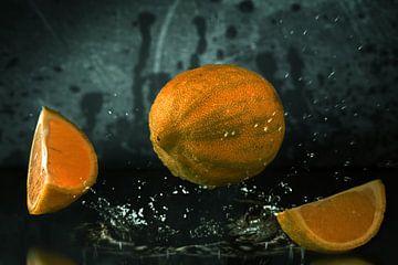 Tijger citroen van Sergej Nickel