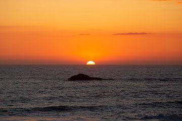 Sonnenuntergang von Alexander Bogorodskiy