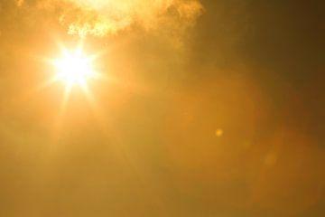 Die Sonne und der Himmel von Frank Herrmann