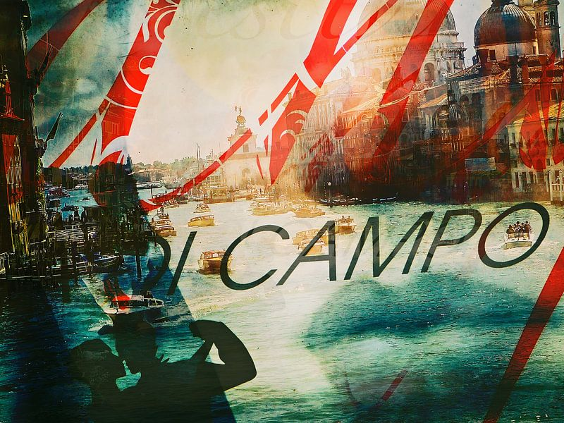 Still in love with Venice van Gabi Hampe