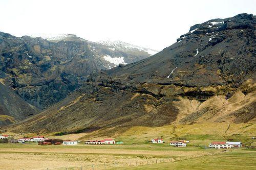 Living on the edge, IJsland van