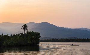 Mekong Delta van