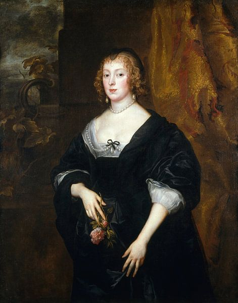 Lady Dacre, Anthony van Dyck. von Meesterlijcke Meesters